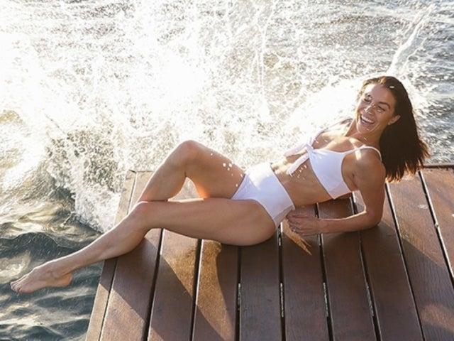 'DWTS' Pro Jenna Johnson Credits Body Transformation to 'Brain Positivity'