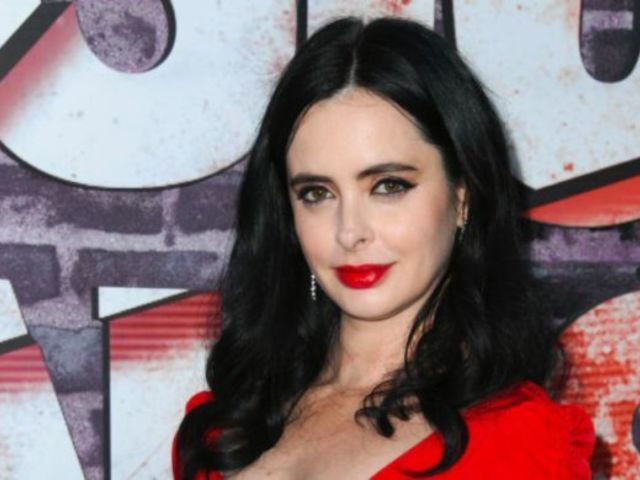 Krysten Ritter Gives Birth to First Child, a Boy Named Bruce