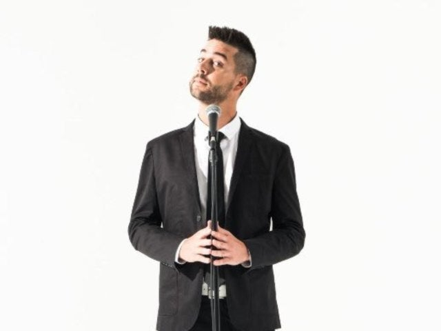 Comic John Crist Reveals He's Getting a Netflix Special (Exclusive)