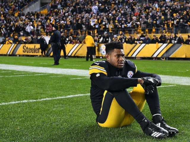 Ben Roethlisberger Consoles JuJu Smith-Schuster at First Steelers Practice Since Death of Coach Darryl Drake