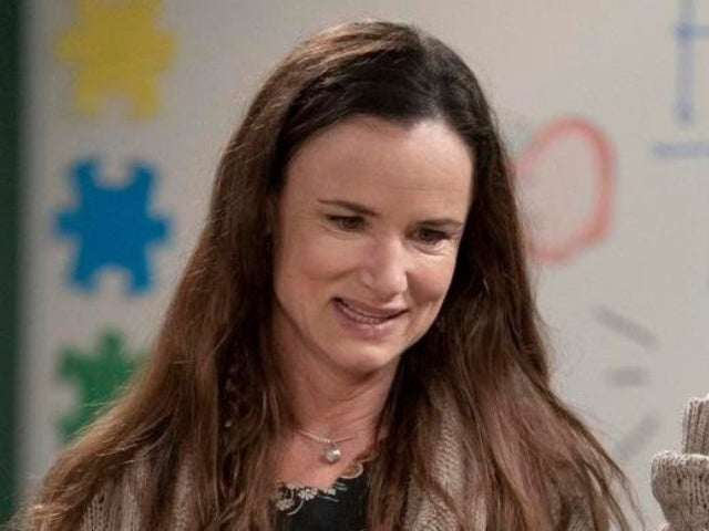'The Conners' Guest Star Juliette Lewis Would Be 'Really Excited' to Return for Season 2 (Exclusive)
