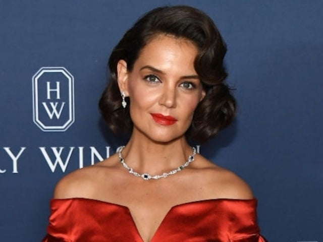 Katie Holmes Spotted for First Time Since Split From Jamie Foxx