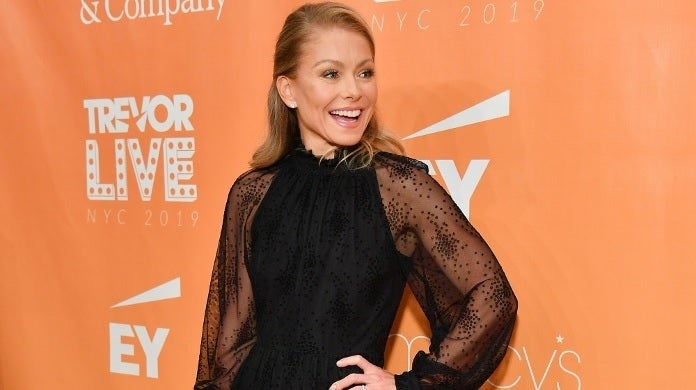 kelly ripa getty images 2019
