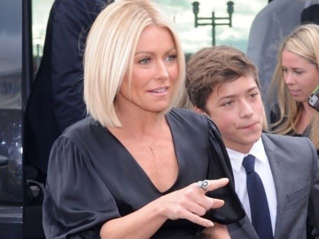 Kelly Ripa Posts Throwback School Photo of Son Joaquin After Dropping Daughter Lola at College