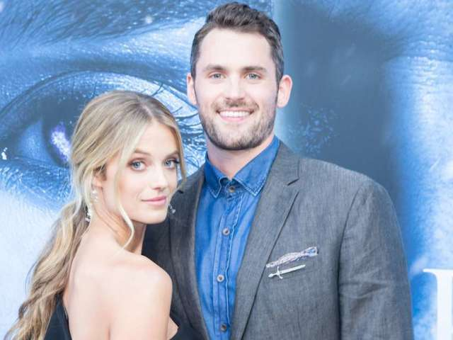 Kevin Love and Model Girlfriend Kate Bock Involved in Rafting Accident With Her Falling Overboard, Leaving Her Hospitalized and Bloodied