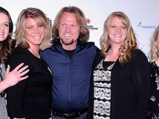 'Sister Wives' Star Christine Brown Is All Smiles in Rare Photo With Husband Kody
