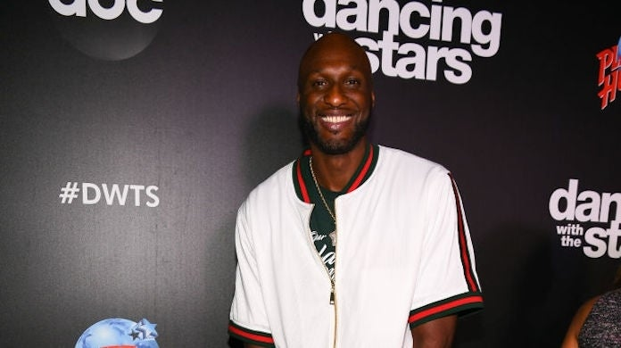 lamar-odom-getty-Dave Kotinsky : Stringer