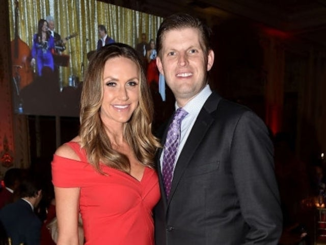 Lara Trump Welcomes Baby No. 2 With Husband Eric Trump