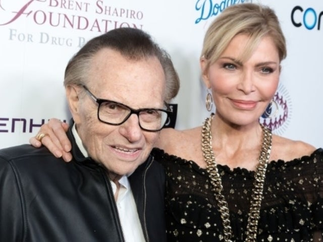Larry King's Wife Shawn Admits She 'Won't Fight a Dying Man' Amid Divorce Proceedings