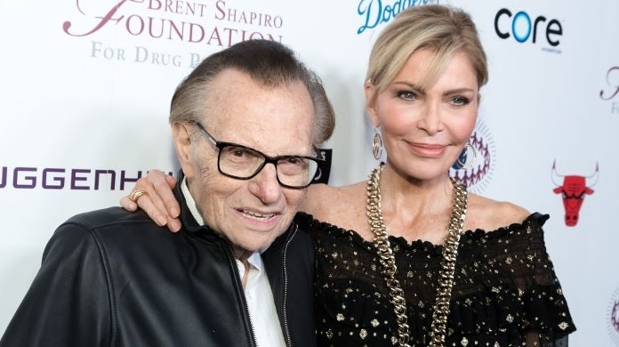 larry king shawn getty images