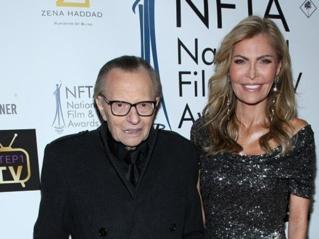 Larry King Divorcing 7th Wife Shawn King, Ending 22-Year Marriage