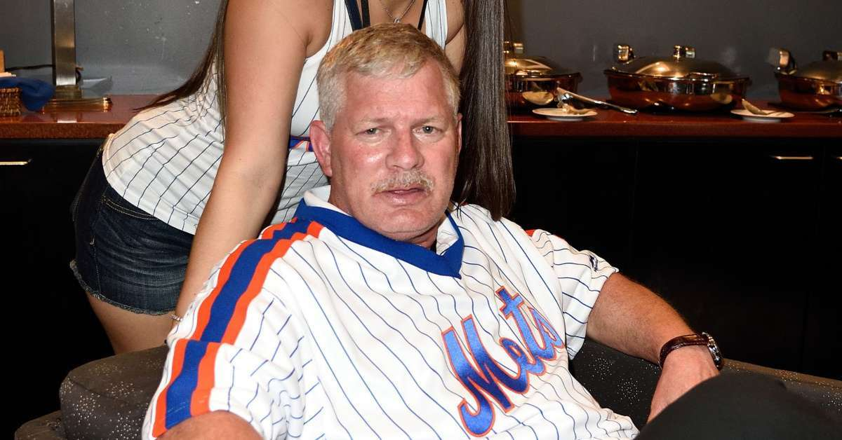 Lenny Dykstra bagel boss fight penis