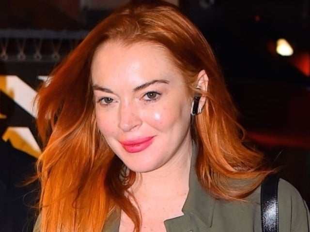 Lindsay Lohan Releases New Song Called 'Xanax'