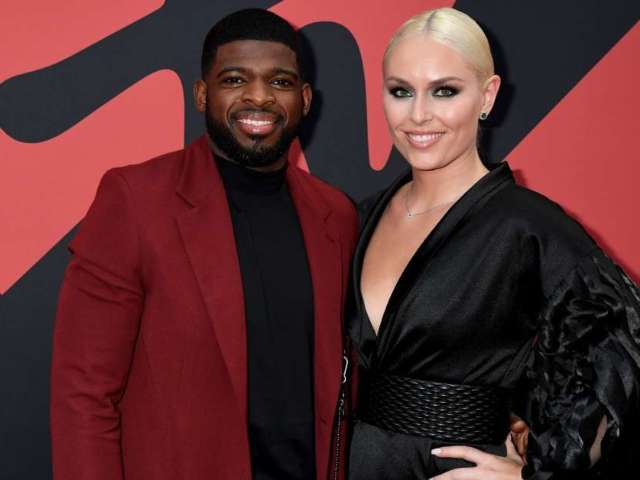 Lindsey Vonn Shows off Engagement Ring at VMAs 2019