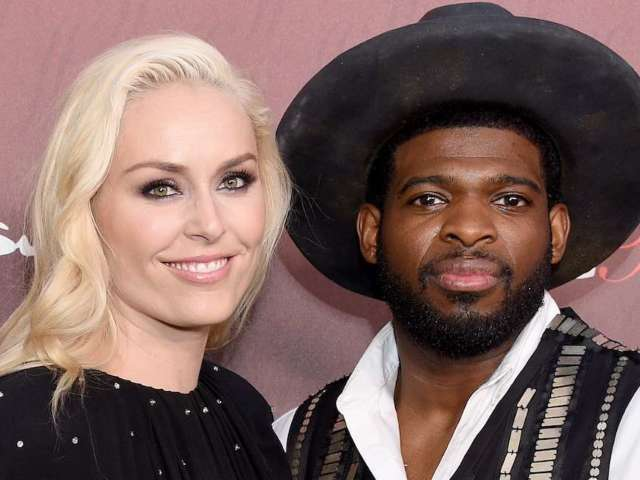 Olympian Lindsey Vonn and NHL Star P.K. Subban Are Engaged