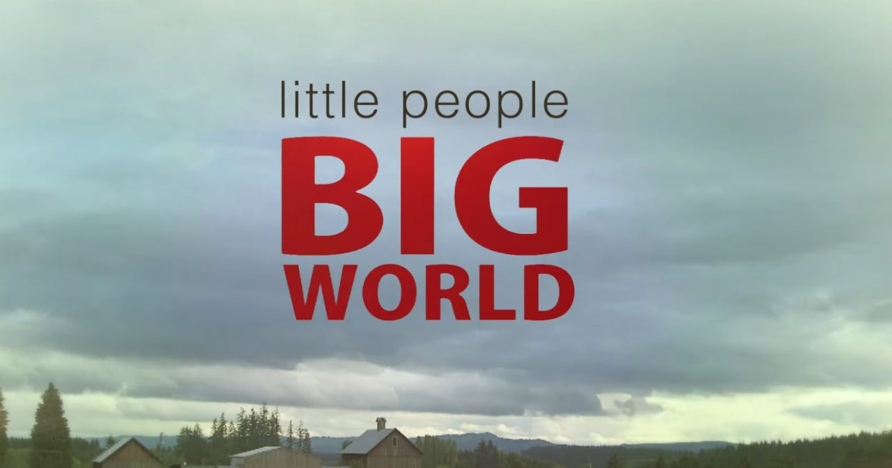 Little People Big World Logo