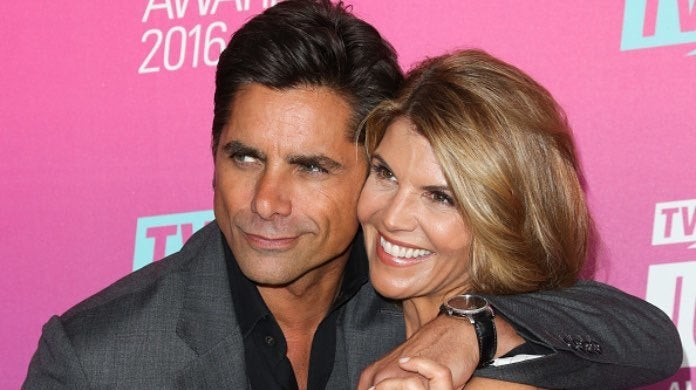 Lori Loughlin and John Stamos-2