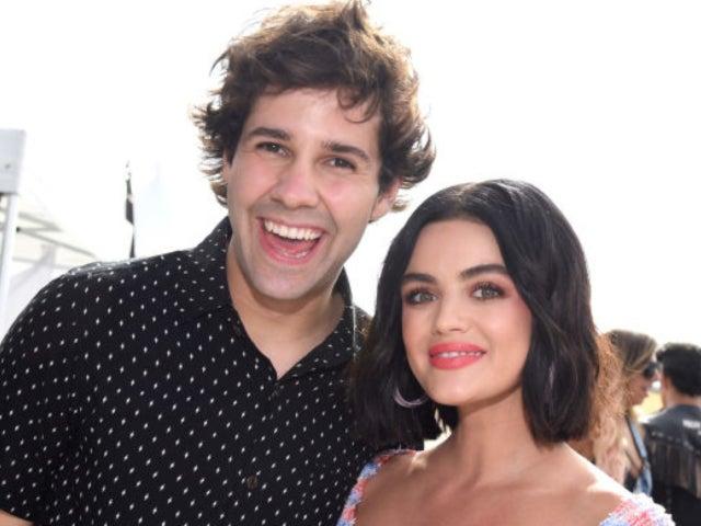 Teen Choice Awards 2019: Twitter Erupts After Host David Dobrik Kicks and 'Breaks' Lucy Hale's Hand
