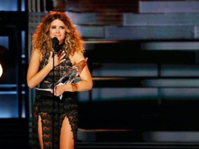 2019 CMA Awards: Maren Morris Calls Being Most Nominated Artist 'Unexpected'