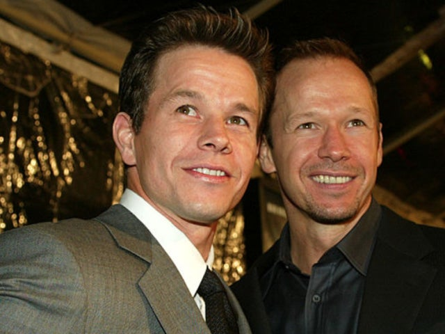 Mark Wahlberg Celebrates 'Big Bro' Donnie's Birthday With Epic Throwback Photo