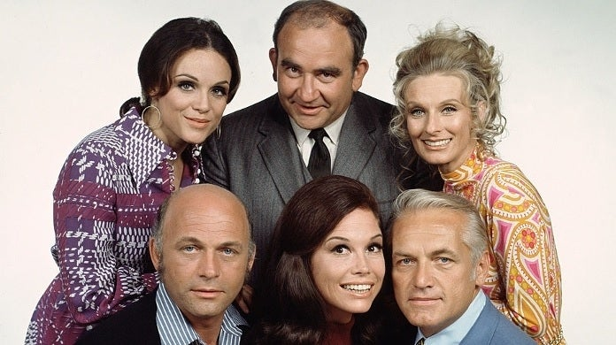 mary tyler moore cast getty images