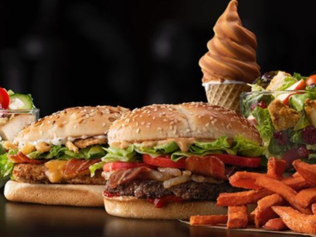 McDonald's Debuts Sweet Potato Fries at Headquarters