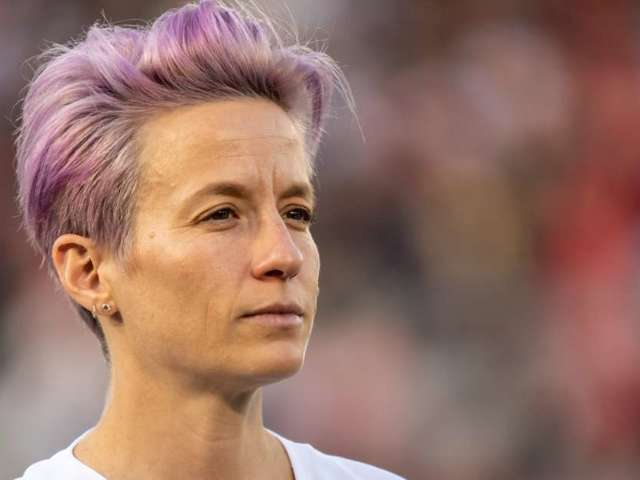 Megan Rapinoe's Dad Voted For Donald Trump
