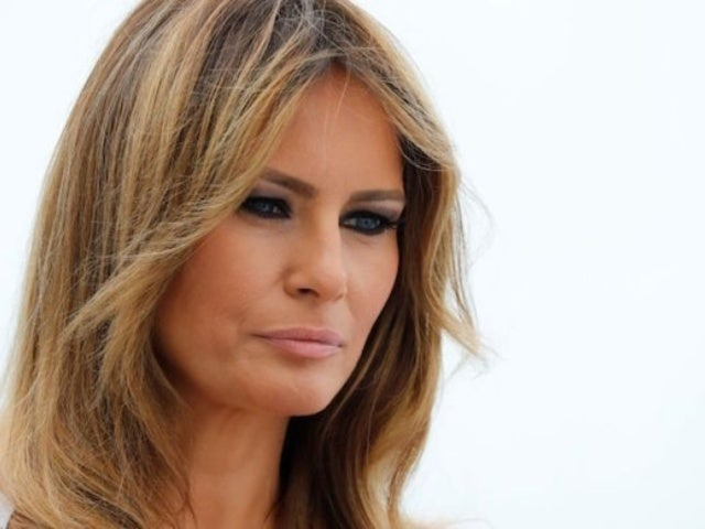 Melania Trump Gives Priceless Look After Husband Donald Comments She's a Big Fan of French Wine During G7 Summit