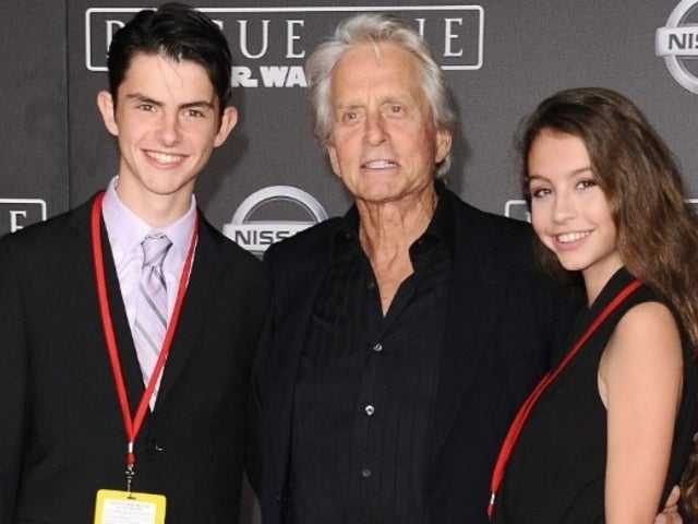 Michael Douglas Shares Rare Photo With 19-Year-Old Son Dylan, and Fans Cannot Stop Commenting