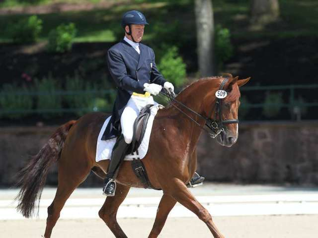 Famous Dressage Olympian Michael Barisone Allegedly Shoots Woman at Equestrian Center