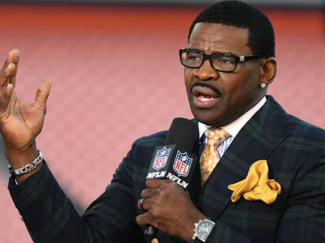 Michael Irvin Gives Wild, Passionate Speech Ahead of Miami Hurricanes Game