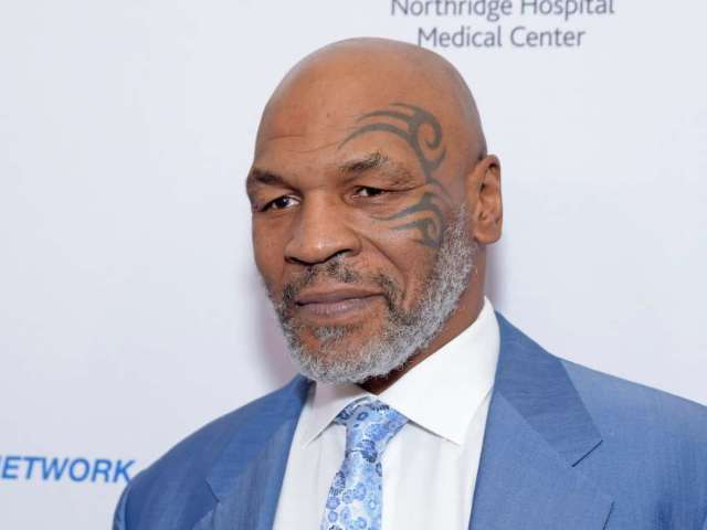 Mike Tyson Says He Smokes $40,000 Worth of Pot a Month