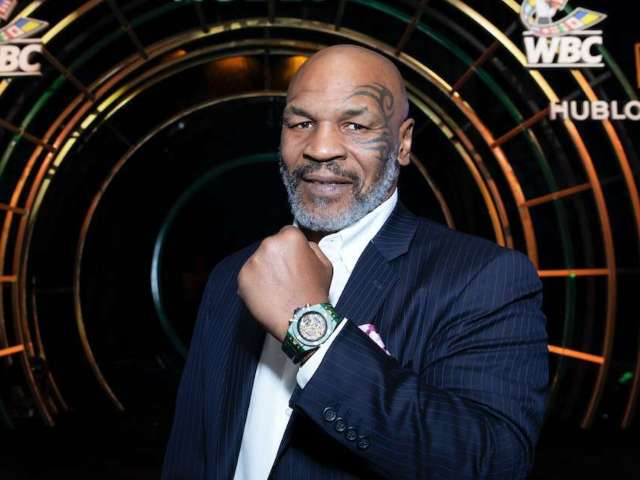 Mike Tyson to Serve as Motivational Speaker for Alabama Football