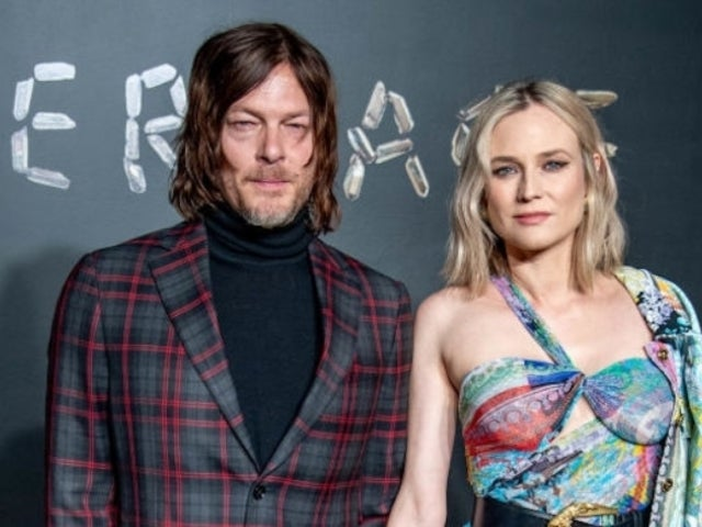 'Walking Dead' Star Norman Reedus Shares Rare Photo of Daughter With Diane Kruger to Ring in 2020