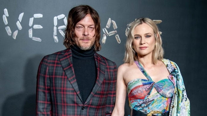 norman-reedus-diane-kruger-getty-Roy Rochlin : Stringer
