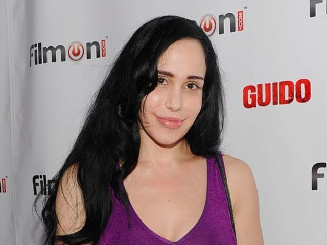 'Octomom' Nadya Suleman Reveals Raw Vegetable Diet Keeping Her Family Healthy During Coronavirus Pandemic