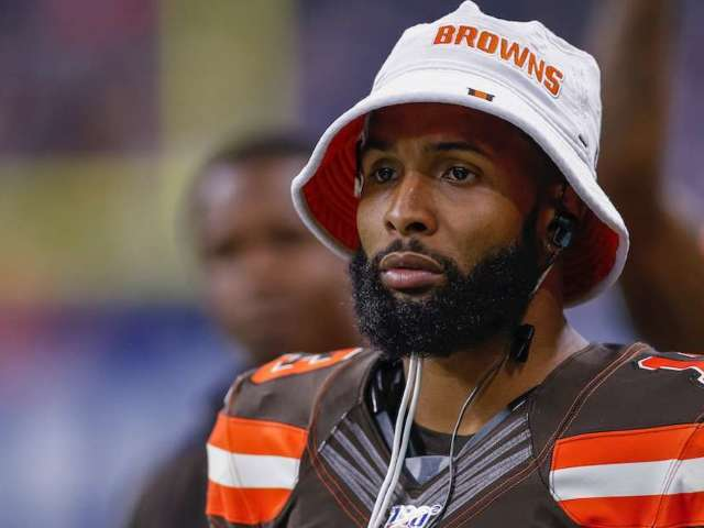 Odell Beckham Slams Giants for Trading Him, Says They Sent Him to Cleveland to Die