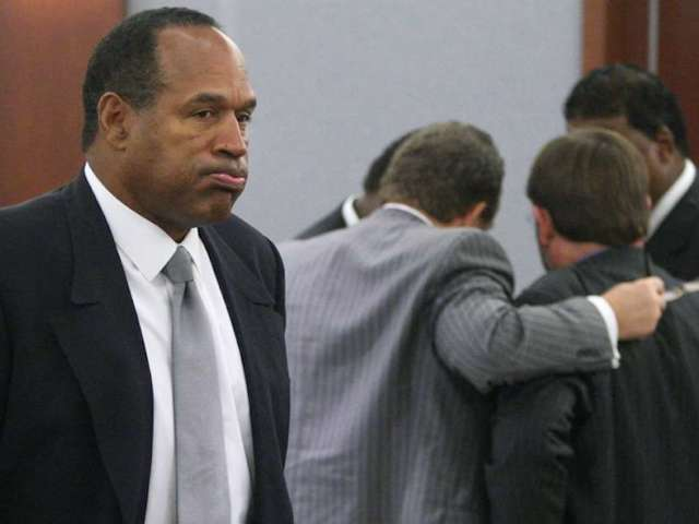 O.J. Simpson Angry After Drafting Andrew Luck in Fantasy Only to Retire After