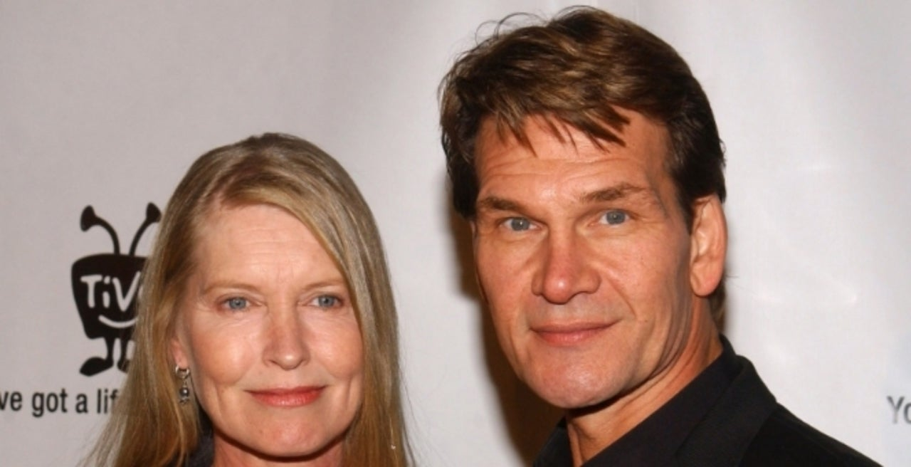 Patrick Swayze's Widow Reveals He Was Abused By His Mother