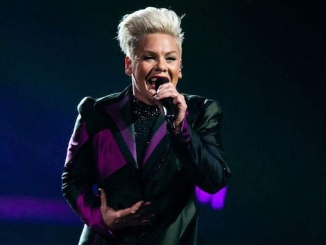 Pink Fans Freak out After Her Tour Plane 'Burst Into Flames' Upon Crash Landing