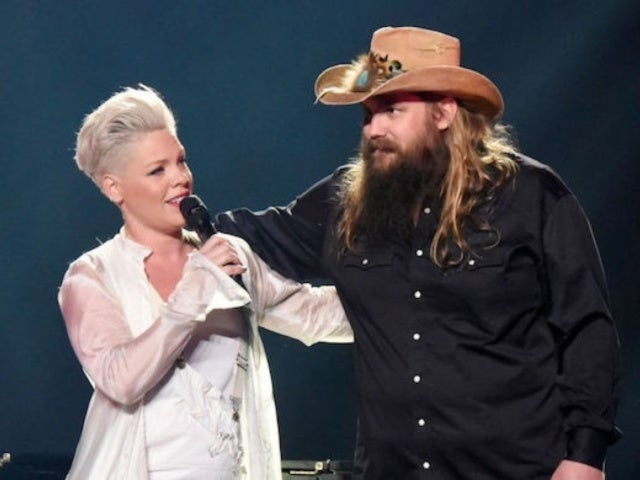 Pink Praises Chris Stapleton After Watching His Concert: 'This Man Is So Special'