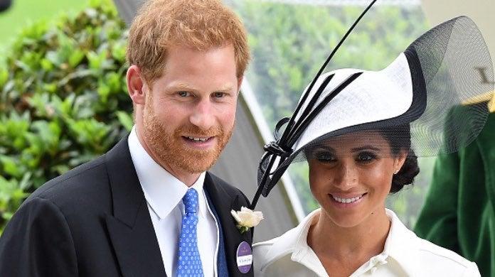 Prince Harry and Meghan Markle-2