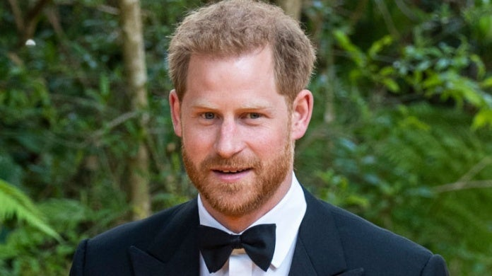 prince harry Mark Cuthbert