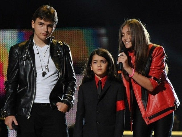 See Michael Jackson's Children: Then and Now