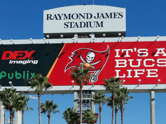 2 Raymond James Stadium Employees Rushed to Hospital After Gas Line Fire