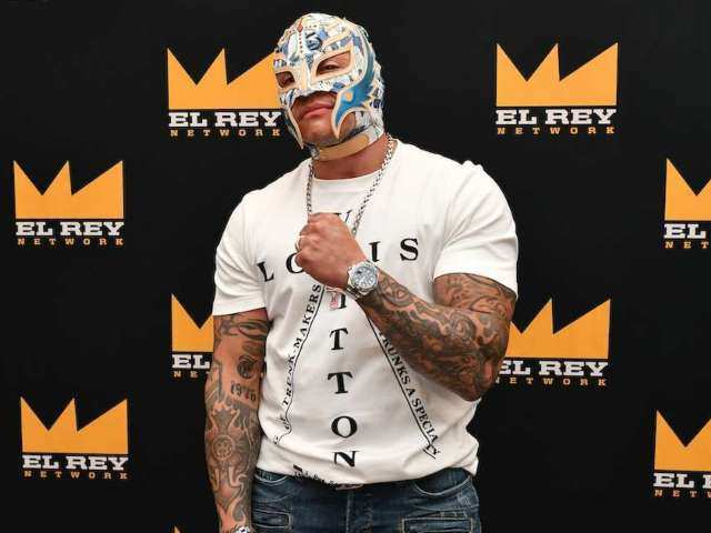 Rey Mysterio Posts Cryptic Tweet Possibly on Wrestling Retirement