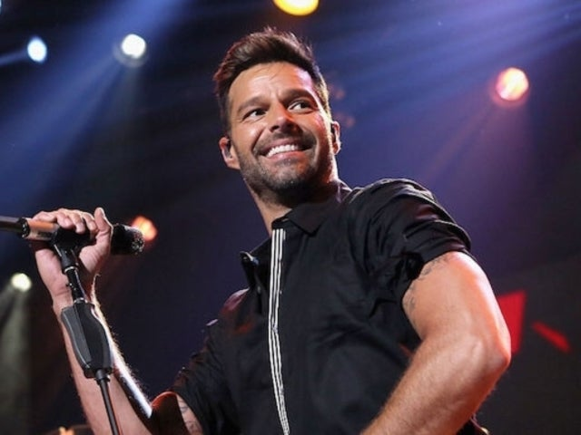 Ricky Martin Shares First Photo of Daughter Lucia