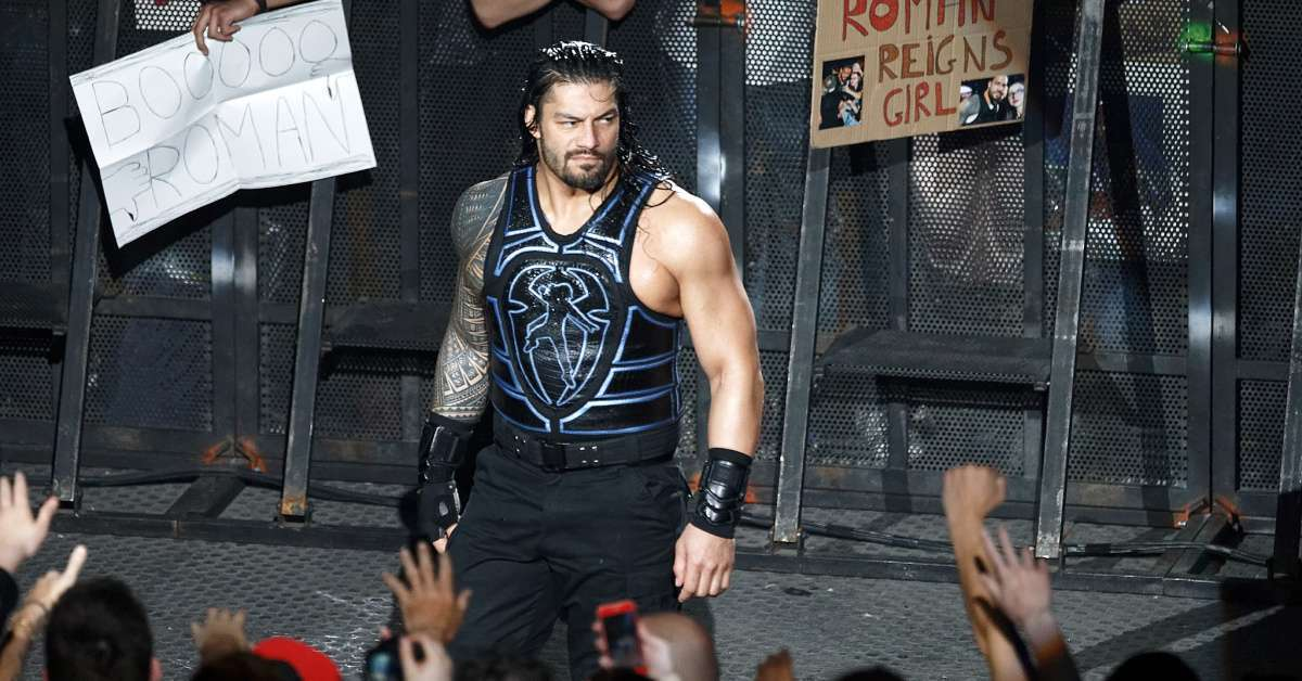 Roman Reigns contract extension