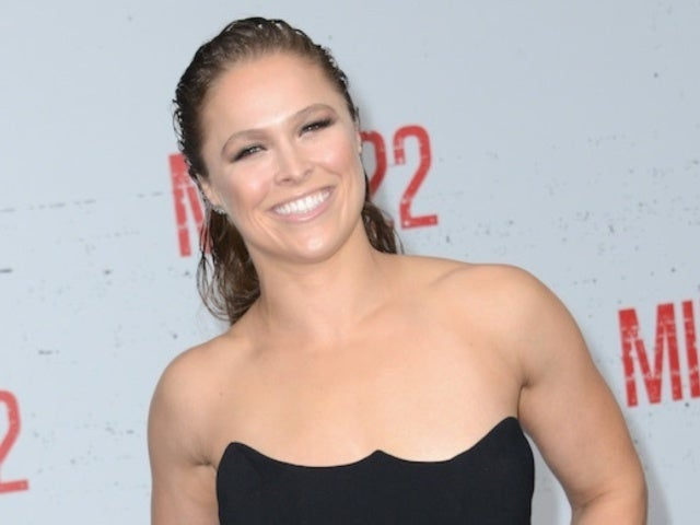 Ronda Rousey Breaks Finger During '9-1-1' Scene
