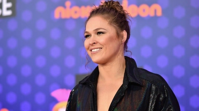 ronda rousey getty images